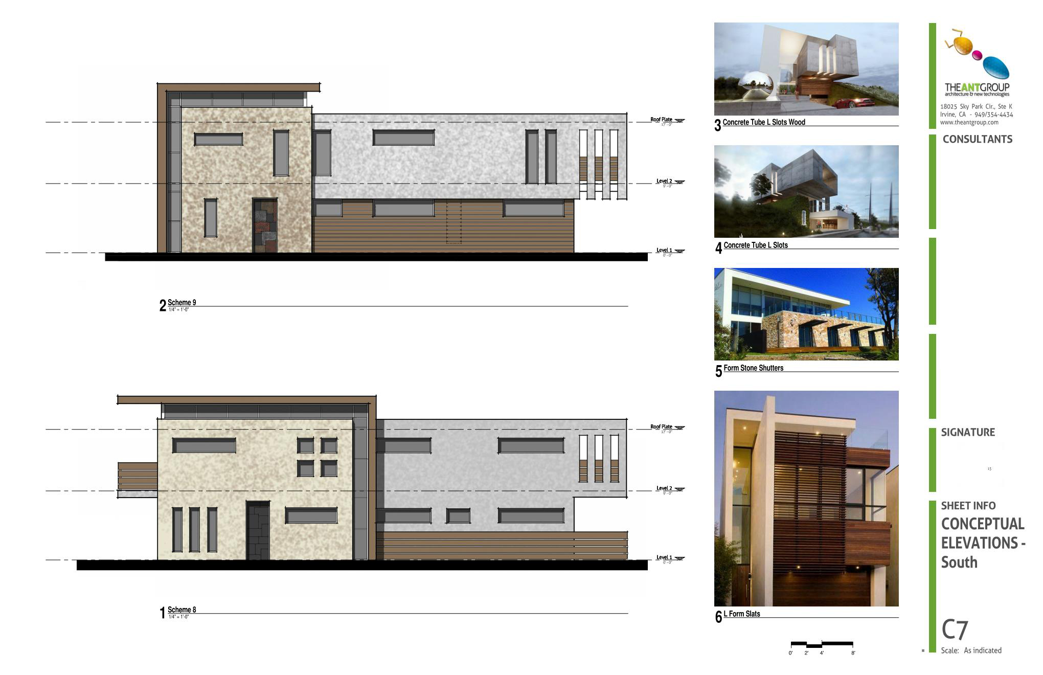 Melrose Pad Residential Architecture